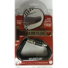 Helmetlok 4101 Carabiner Style Helmet Lock by Helmetlok