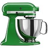 KitchenAid RRK150CG 5 Qt. Artisan Series - Canopy Green (Certified Refurbished) by KitchenAid