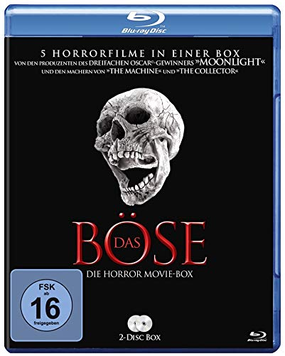 Das Böse - Die Horror Movie-Box [Blu-ray]