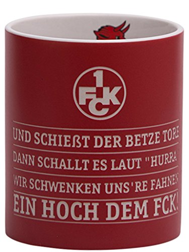 1. FC Kaiserslautern Tasse, Becher