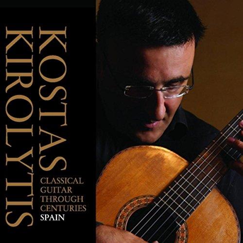 Classical Guitar Through Centuries: Spain