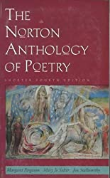 Norton Anthology of Poetry Shorter 4e