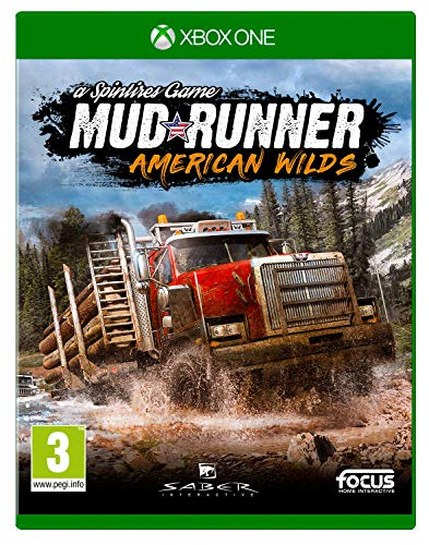 Spintires: MudRunner - American Wilds Edition (xbox_one) Best Price and Cheapest