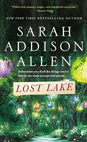 Book cover for Lost Lake