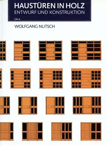 Haustren in Holz