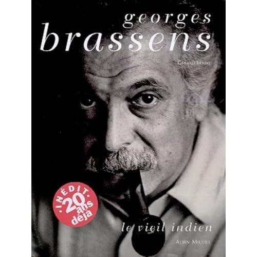 Georges Brassens : Le Vieil Indien