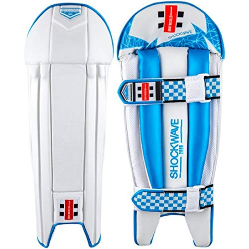 Gray-Nicolls Shockwave 2000 Wicket Keeping Pads, Herren, m