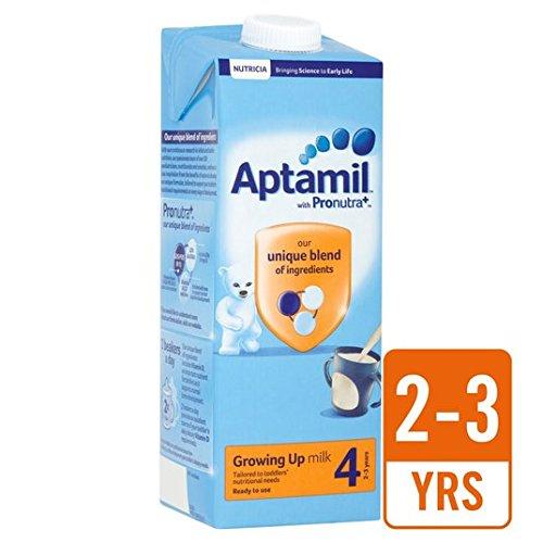 Preisvergleich Produktbild Aptamil 4wachsen Milch 2–3Jahren Ready to feed 1L