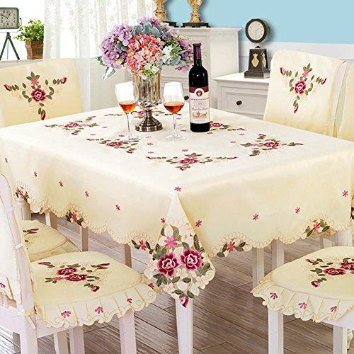 Tischtuch Tee tischdecke Tischdecken Der stil der europäisch anmutenden tischdecken-I 102x152cm(40x60inch) (X Vinyl Tischdecke 102 60)