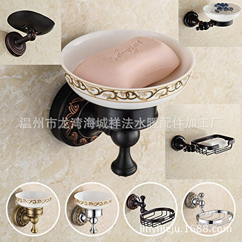 european-style-bathroom-bathroom-copper-soap-basket-silver-engraved-soap-shelves-retro-black-soap-di