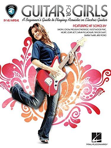 Flügel Handal: Guitar For Girls. For Chitarra, Gitarre Tablatura