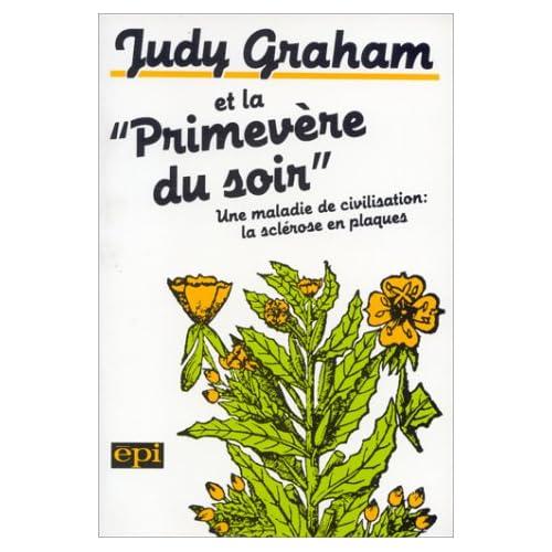 Judy Graham et la 'primevère du soir'