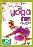 Gaiam - Kathryn Budig Aim True Yoga [DVD]