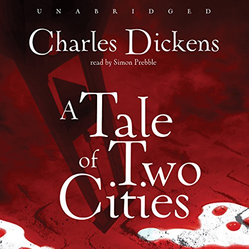 A Tale of Two Cities  Audiolibri