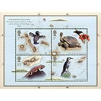 2009 Charles Darwin Miniature Sheet No. 61 - Royal Mail Stamps by Royal Mail