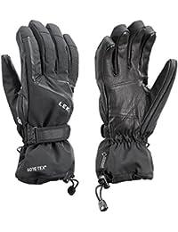 Leki HS Curve S GTX, color negro, tamaño 11