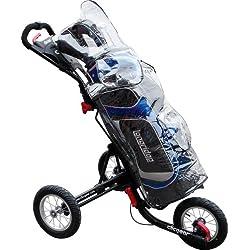 Longridge BARCE - Cubierta impermeable para carrito de golf