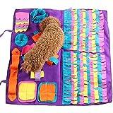 WANGHHH Tappetino per Sniffing per Animali Domestici Trova Coperta per Addestramento Alimentare per Giochi per Cani Tappetino per Gatti per Alleviare Lo Stress
