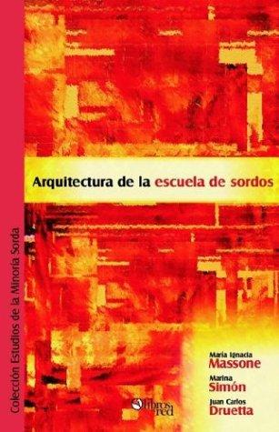 Arquitectura de La Escuela de Sordos por Maria Ignacia Massone