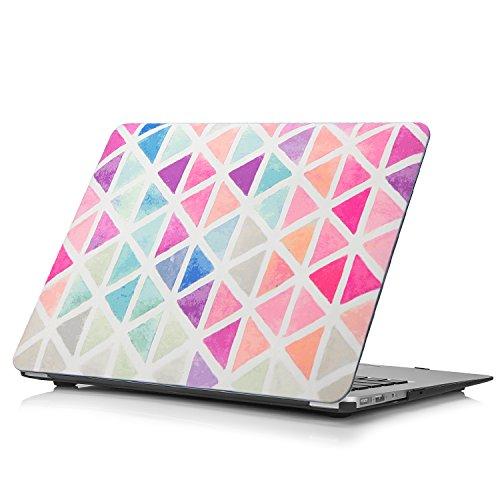 ase Hartplastik-Schutzhülle für MacBook Pro 13 Zoll mit Retina-Display Modell A1502/A1425 - Bunte Box ()