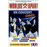 Worlds Apart en concert