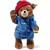 Plush Paddington Bear by Steiff - officially licensed jointed teddy - 38cm