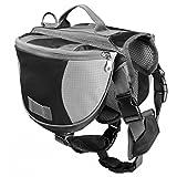 Livecity multifunzionale Hound saddle bag Pet Dog zaino per escursioni campeggio allenamento