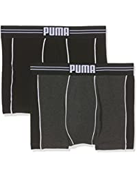 Puma Men's Boy Short Pack Of 2