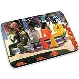 Gauguin - Ta Matete, Mousepad Anti Rutsch Unt...Vergleich