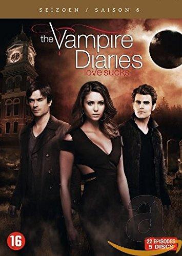 Vampire Diaries - Saison 6 [import]