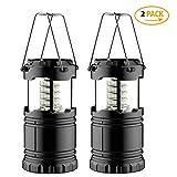 Sahara Sailor [2 pezzi lanterna da campeggio, lanterna impermeabile a LED per uso interno