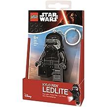 Rocco Juguetes LGL-KE93–Llavero LEGO Star Wars Kylo Ren