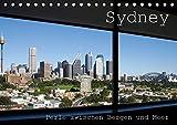 Sydney - Perle zwischen Bergen und Meer (Tischkalender 2019 DIN A5 quer): Multikulturelle Perle am Südpazifik (Monatskalender, 14 Seiten ) (CALVENDO Orte)