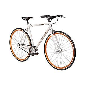 Bermuda Fixie 28 Zoll Singlespeed Fahrrad | Schaltwerk Shop