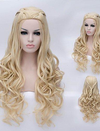 Fashion wigstyle der Schöne Hohe Qualität hohe Temperatur Seide bereiten eine Perücke Fashion Girl auf Verkauf ()