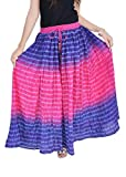 Nishiva Cotton Tie Dye Skirt