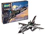 Revell Modellbausatz Flugzeug 1:32 - Tornado ECR TigerMeet 2014 im Maßstab 1:32, Level 5, originalgetreue Nachbildung mit vielen Details, 04923