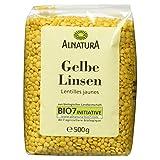 Alnatura Bio gelbe Linsen