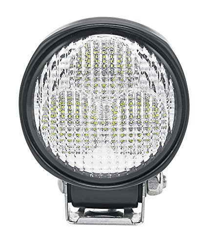 Preisvergleich Produktbild HELLA 1G0 996 476-001 Modul 70,  LED Arbeitsscheinwerfer,  Nahfeldausleuchtung,  3 LEDs 2.500 Lumen,  stehender Anbau,  mattschwarz beschichtetes Aluminiumgehäuse,  12V / 24V