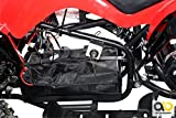 Mini Elektro Kinder Racer rot/schwarz - 6