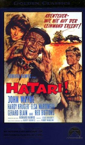 Bild von Hatari! [VHS]