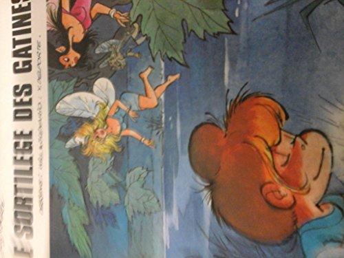 Isabelle, tome 10 : Le sortilège des Gatines