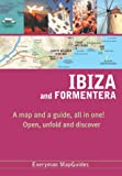 Front cover for the book Ibiza EveryMan MapGuide (Everyman MapGuides) by Everyman