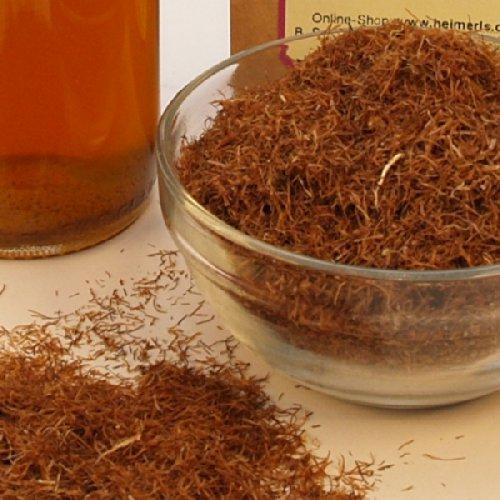HEIMERLs Kräutertee: Maisbart geschnitten 100g - naturbelassen - kalt und warm trinkbar