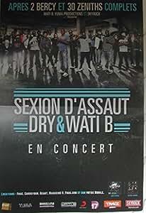 Sexion D'Assaut - 70X100Cm Affiche / Poster