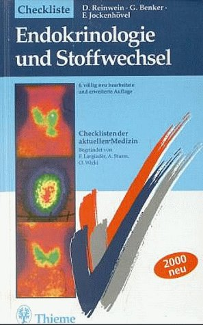 Checklisten der aktuellen Medizin, Checkliste Endokrinologie und Stoffwechsel