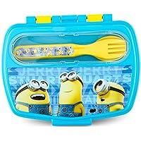 Boyz Toys ST438 Sandwich Box with Cutlery - Minions, Multi