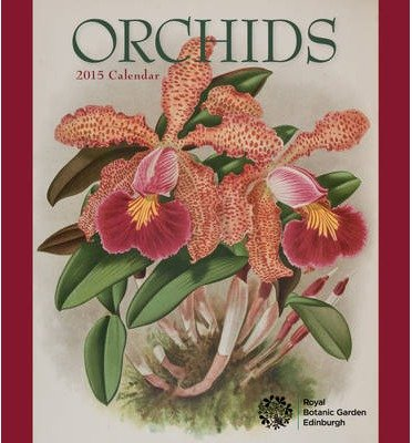 [(Orchids 2015 Wall Calendar)] [ Pomegranate Communications Inc,US ] [July, 2014]