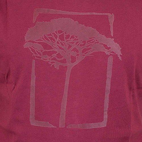 Mahagony T-Shirt T.O.L. Basic maroon/clr Weinrot