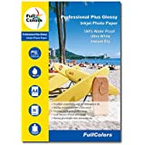 Full Colors 270gsm Professional Plus Glossy Inkjet Photo Paper